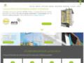 Façade F4 : enveloppe des batiments sobres en énergie