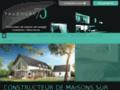 Détails : Maison d'architecte à Tours