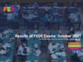 Fédération Européenne des Ecoles : Culture et Citoyenneté Européenne