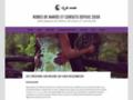 Création d'une robe de mariée sur mesure