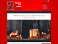 Détails : Festival de Théâtre à Sarlat