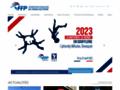 parachutisme sur www.ffp.asso.fr
