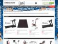 Fitness Online : Appareil fitness, DVD, v�tements