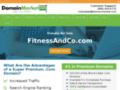 Accessoires fitness, prot�ines musculation - Fitness and Co