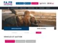FIVE AUCTION: Enchères de voitures d'occasions