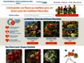 fleurs internet sur www.fleuristes-et-fleurs.com