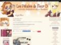 Blog BD : Les pétales de Fleur D.