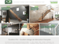 Escalier Flin, fabricant d'escaliers en bois standard et sur mesure