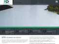 Voir la fiche détaillée : Floordesign Résine Décorative