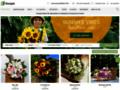fleurs livraison sur www.florajet.com