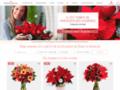 livraison fleurs domicile sur www.floraqueen.fr