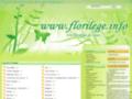 Détails : florilege.info