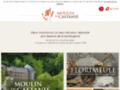 Détails : farine de bles moulues sur meules de pierre