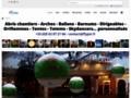 Détails : Ballon sphérique publicitaire