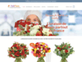 livraison fleur sur www.foliflora.com