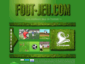 Jeux de Foot - foot-jeu.com