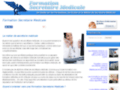 formation secretaire medicale sur formationsecretairemedicale.com