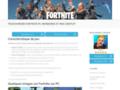 Détails : La découverte du jeu Fortnite pour PC et Mac