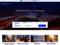 aegean airlines sur fr.aegeanair.com