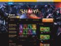 shaiya sur fr.shaiya.aeriagames.com
