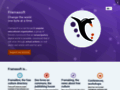Framasoft ~ Page portail du réseau