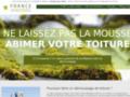 France Démoussage, portail spécialisé dans le nettoyage de toiture