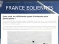 France Eoliennes Loiret - Fay aux Loges
