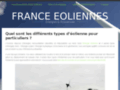 France Eoliennes