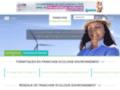 Capture du site http://www.franchise-ecologie-environnement.fr