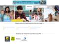 Capture du site http://www.franchise-soutien-scolaire.fr