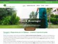 Détails : Entretien d'espace vert à Mulhouse