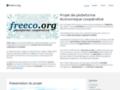 Détails : Projet de plateforme coopérative et mutualiste globale.