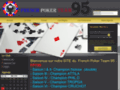 lFRENCH POKER TEAM 95