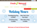 Photo Fresh & Natural Foods  Shoreview