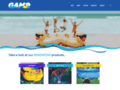 chauffe-piscine solaire sur www.game-group.com