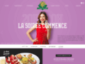 Détails : Garden Ice Café: restaurant, brasserie, bar, un concept innovant de la restauration