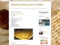 Gastronomia como Hobby