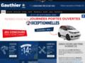 site http://www.gauthier-sanspermis.com