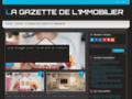 Détails : La Gazette de l'immobilier