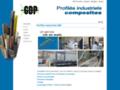 GDP Profil�s Industriels Charente Maritime - Montendre
