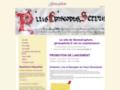 GeneaPhoto, logiciel de traitement et classement d'acte de genealogie et de documents anciens ou archives historiques