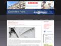 Détails : Diametric cabinet de géomètres