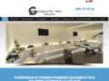Détails : Georges & Fils: funérarium à Stavelot