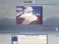 Topos de sommets de plus de 3000 m d'altitude