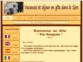 Détails : Gite Plavengudo - classé 3 épis par Gites de France Gers - Pour vos vacances dans le Gers