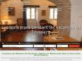 Capture du site http://www.gers-tourisme.fr/