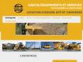 Détails : GES : Vente et location d'équipement de chantier en Haute Garonne (31)