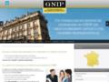 Capture du site http://www.gestion-en-patrimoine.com