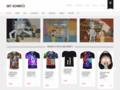 Get Schwifty, boutique en ligne de vêtements