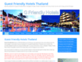 hotels bangkok sur www.gfriendlyhotels.com